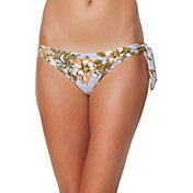 O'Neill Women's Aloha Floral Knot Swim Bottom