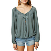 O'Neill Women's Elisha Long Sleeve Shirt