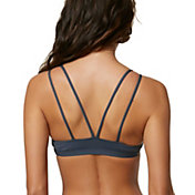 O'Neill Women's Strappy Salt Water Solids Bralette Bikini Top