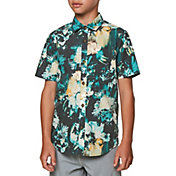 O'Neill Boys' Perennial Woven Short Sleeve Shirt