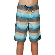 O'Neill Youth Santa Cruz Stripe Board Shorts