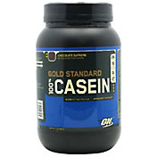 Optimum Nutrition Gold Standard 100% Casein Protein Powder Chocolate Supreme 26 Servings