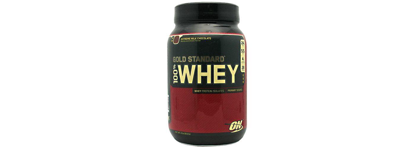 Optimum Nutrition 100% Whey Gold Standard Extreme Milk Chocolate 2 lbs