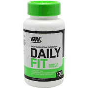 Optimum Nutrition Daily Fit Metabolism Support 120 Capsules