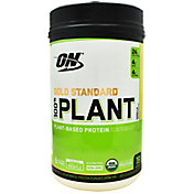 Optimum Nutrition Gold Standard 100% Plant Protein Powder Vanilla 19 Servings