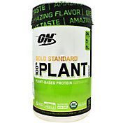 Optimum Nutrition Gold Standard 100% Plant Protein Powder Chocolate 19 Servings