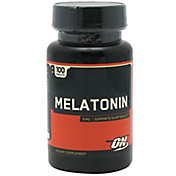 Optimum Nutrition Melatonin 100 Tablets