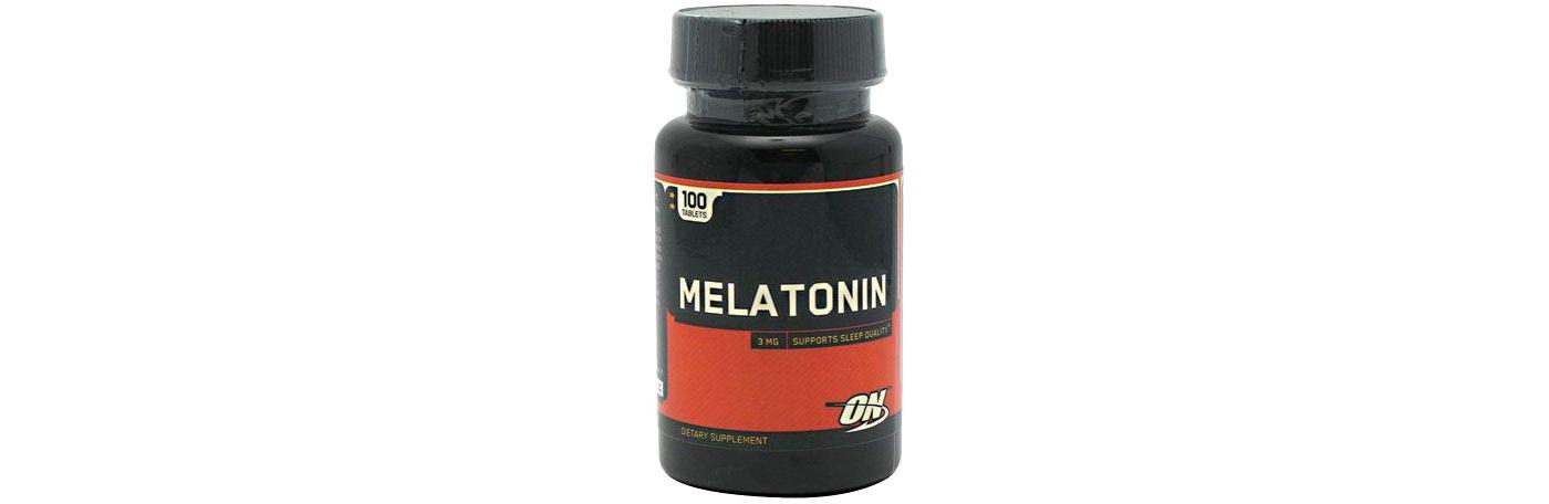 Optimum Nutrition Melatonin 100 Tablets