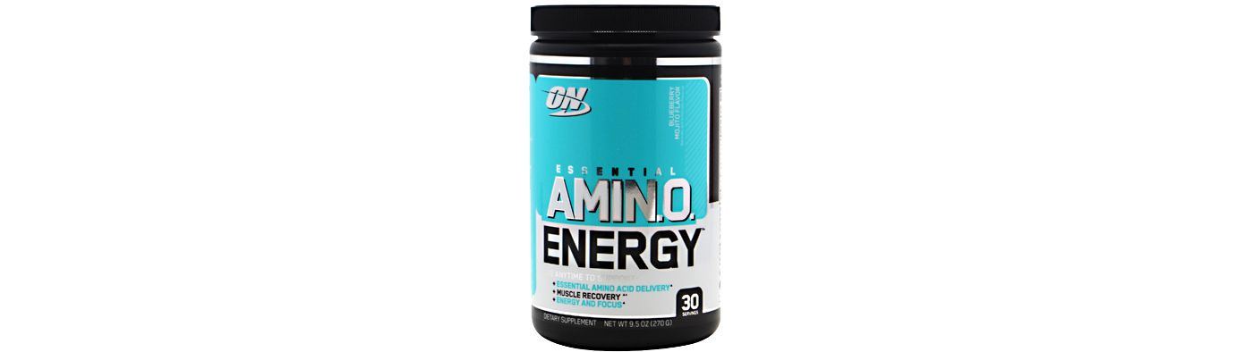 Optimum Nutrition Essential Amino Energy Blueberry Mojito 30 Servings