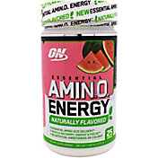 Optimum Nutrition Essential Amino Energy Naturally Flavored Watermelon 25 Servings