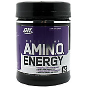 Optimum Nutrition Essential Amino Energy Grape 65 Servings