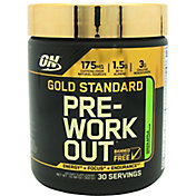 Optimum Nutrition Gold Standard Pre-Workout Green Apple 30 Servings