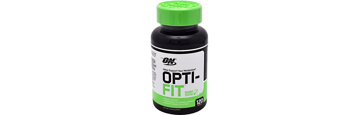 Optimum Nutrition Opti-Fit Metabolism Support 120 Capsules