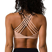 Onzie Women's Chic Cross-Back Sports Bra