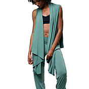 Onzie Women's Sleeveless Cardigan