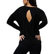 Onzie Women's Diamond Back Long Sleeve Shirt