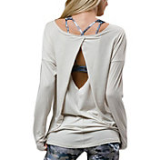 Onzie Women's Diamond Back Long Sleeve Shirt