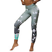 Onzie Women's Blossom Graphic Midi Leggings