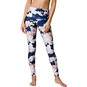 Onzie Women's Printed High Rise Leggings