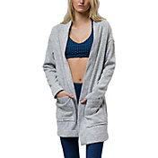 Onzie Women's Long Open Cardigan