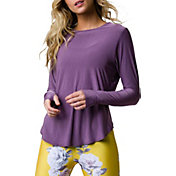 Onzie Women's Tulip Back Long Sleeve Shirt
