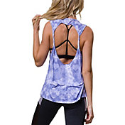 Onzie Women's Twist Back Muscle Tank Top