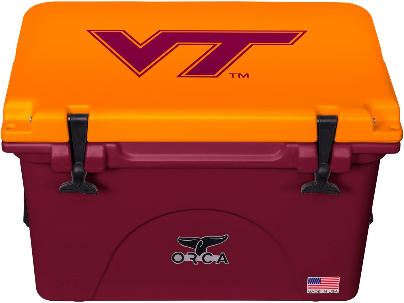 ORCA Virginia Tech Hokies 40qt. Cooler