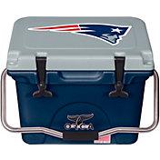 ORCA New England Patriots 20qt. Cooler