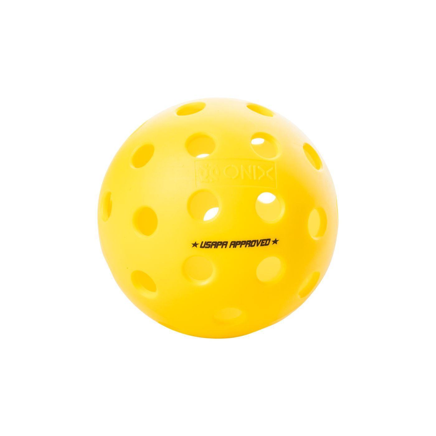 Onix Sports 3-Pack Fuse Outdoor Pickleball Balls