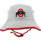 OSU Men's Ohio State Buckeyes Gray Bucket Hat