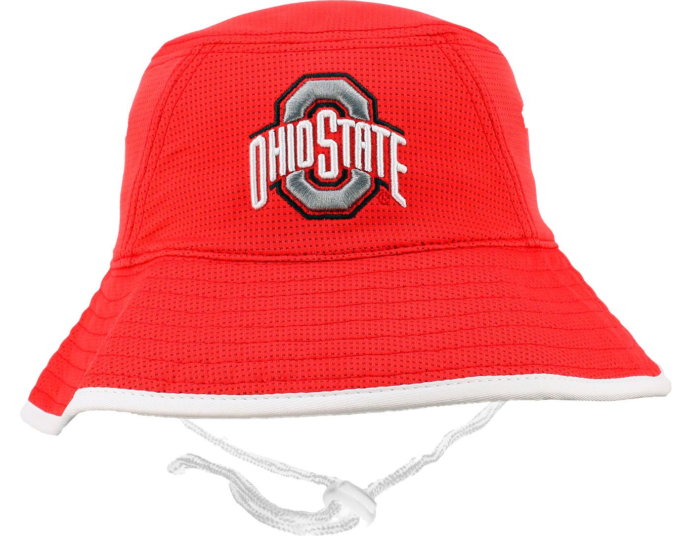 OSU Men's Ohio State Buckeyes Scarlet Bucket Hat