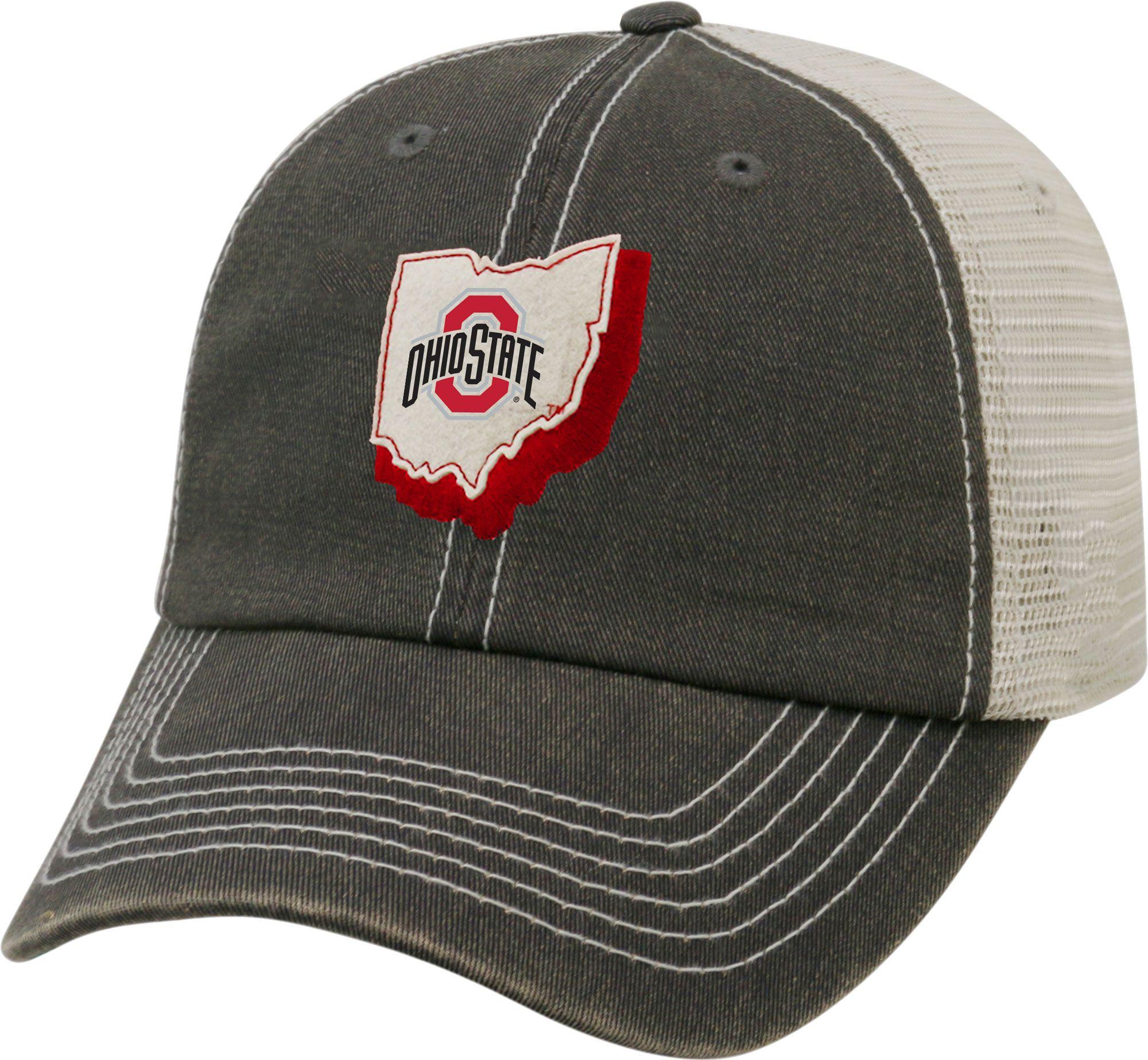 info for 7de3b deaab ... ireland top of the world mens ohio state buckeyes gray united  adjustable snapback hat 96987 2c6d2