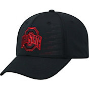 OSU Youth Ohio State Buckeyes Scarlet Dazed 1Fit Flex Hat