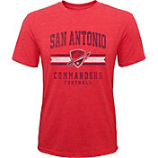 Gen2 Youth San Antonio Commanders Runner Red T-Shirt