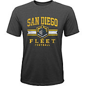 Gen2 Youth San Diego Fleet Runner Charcoal T-Shirt