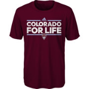 adidas Youth Colorado Rapids Dassler City Red T-Shirt