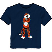 Outerstuff Toddler Auburn Tigers Blue Standing Mascot T-Shirt