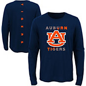 Outerstuff Youth Auburn Tigers Blue Ultra Long Sleeve T-Shirt