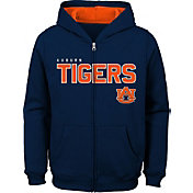 Outerstuff Youth Auburn Tigers Blue Full-Zip Fleece Hoodie