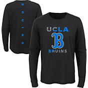 Outerstuff Youth UCLA Bruins Ultra Long Sleeve Black T-Shirt