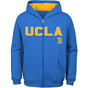 Outerstuff Youth UCLA Bruins True Blue Full-Zip Fleece Hoodie