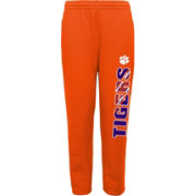 Outerstuff Youth Clemson Tigers Orange Origin Fleece Pants
