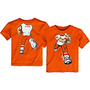 Outerstuff Toddler Clemson Tigers Orange Football Dreams T-Shirt