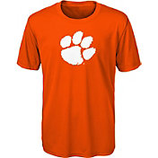 Outerstuff Youth Clemson Tigers Orange Ex Machina Performance T-Shirt