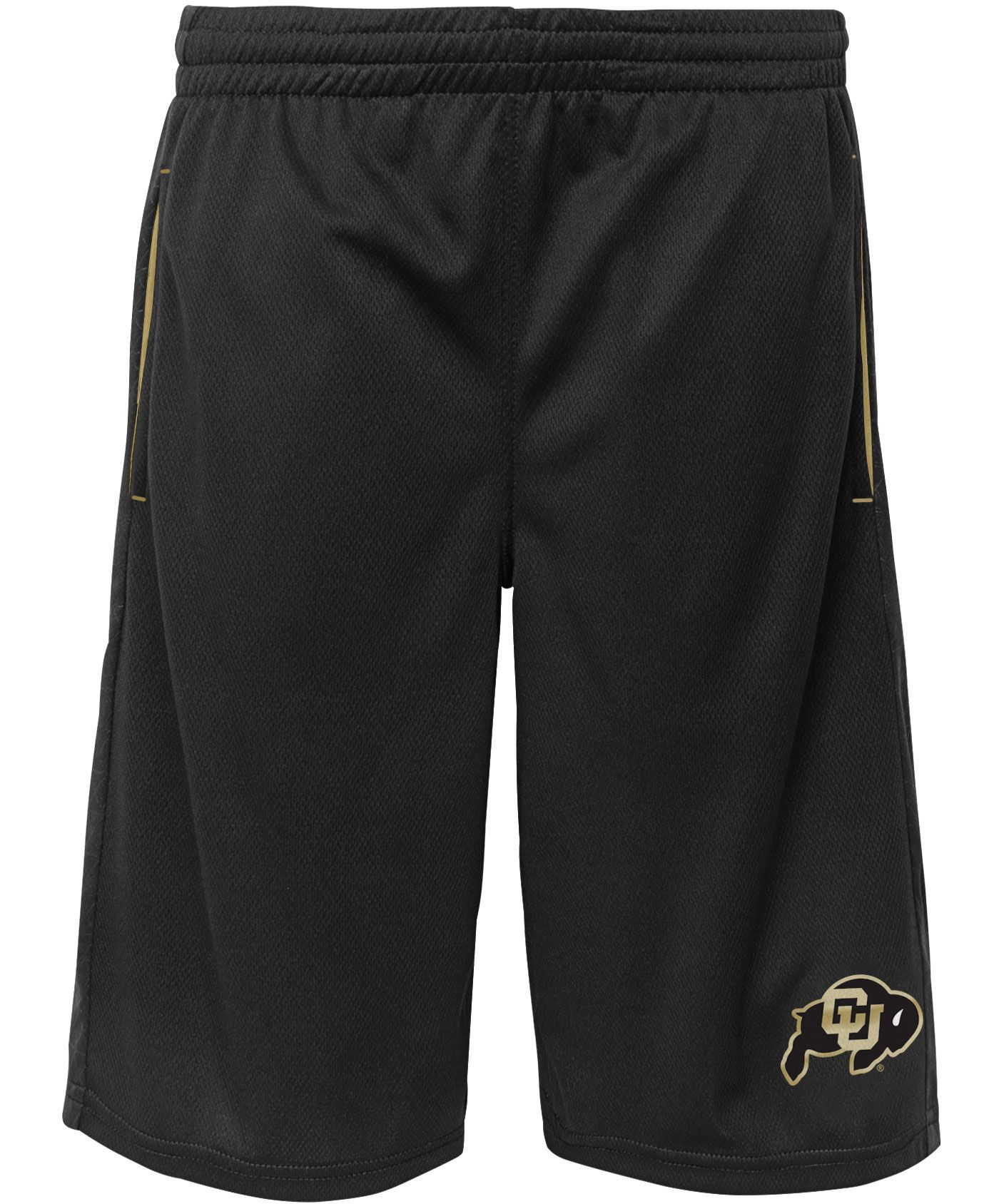 Gen2 Youth Colorado Buffaloes Vector Performance Black Shorts