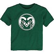 Gen2 Toddler Colorado State Rams Green Standing Mascot T-Shirt