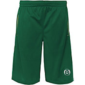 Gen2 Youth Colorado State Rams Green Vector Performance Shorts
