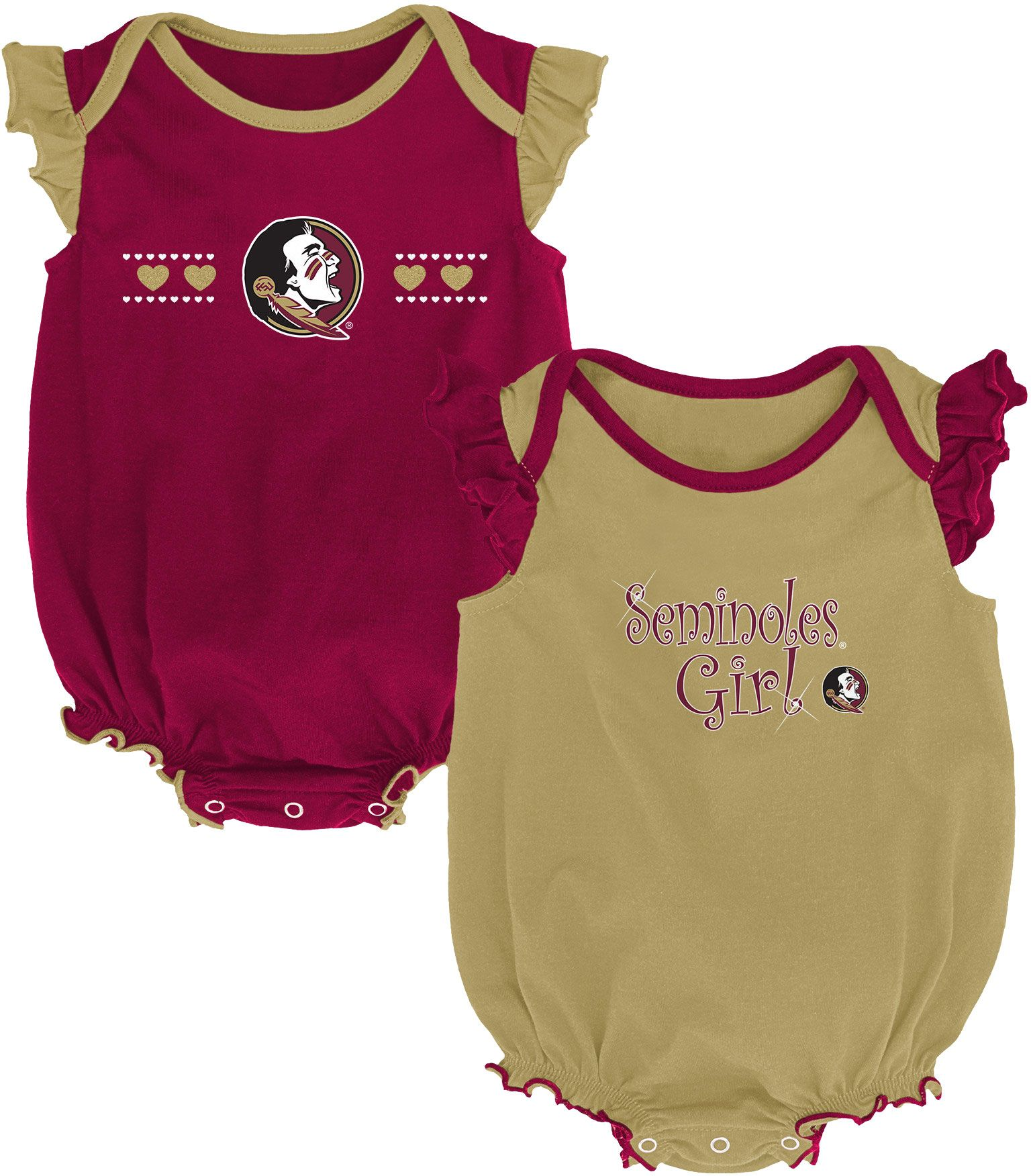 Gen2 Infant Florida State Seminoles Garnet Gold Homecoming 2 Piece