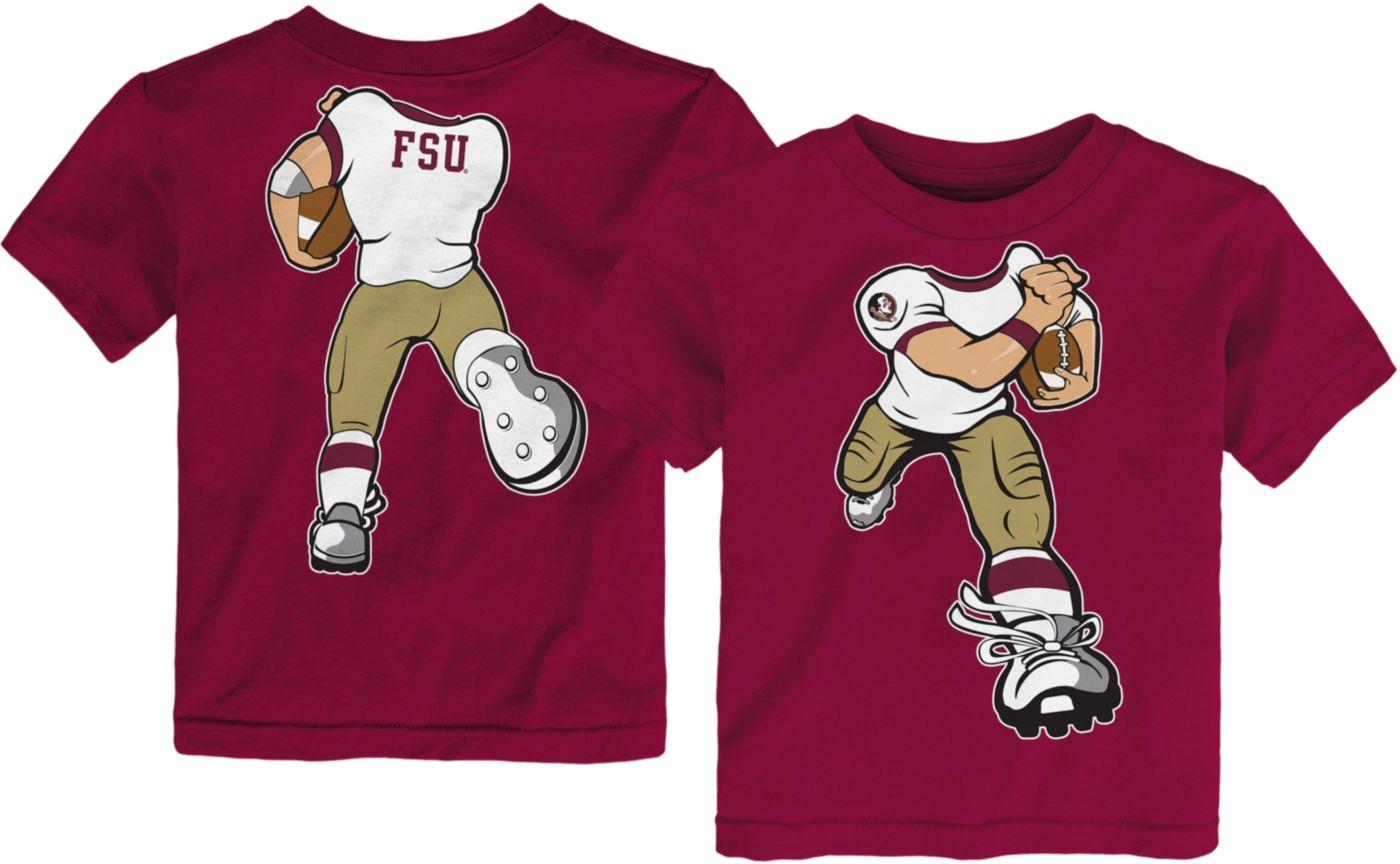 Gen2 Toddler Florida State Seminoles Garnet Football Dreams T-Shirt