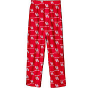 Gen2 Youth Houston Cougars Red Sleep Pants